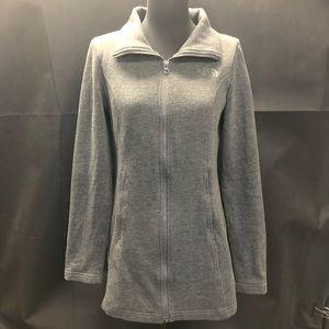 The North Face Full ZIP Layering Sweatshirt Jacket